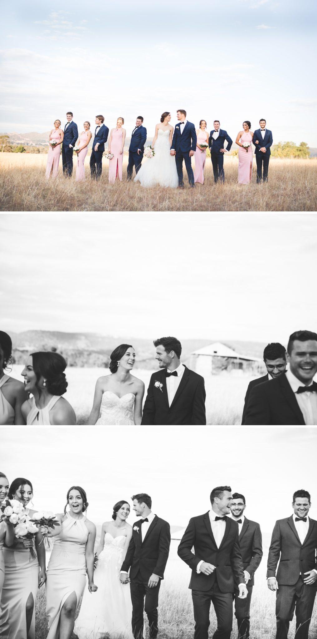 Orange Grove wedding Albury wedding photographer Culcairn wedding venue_0995