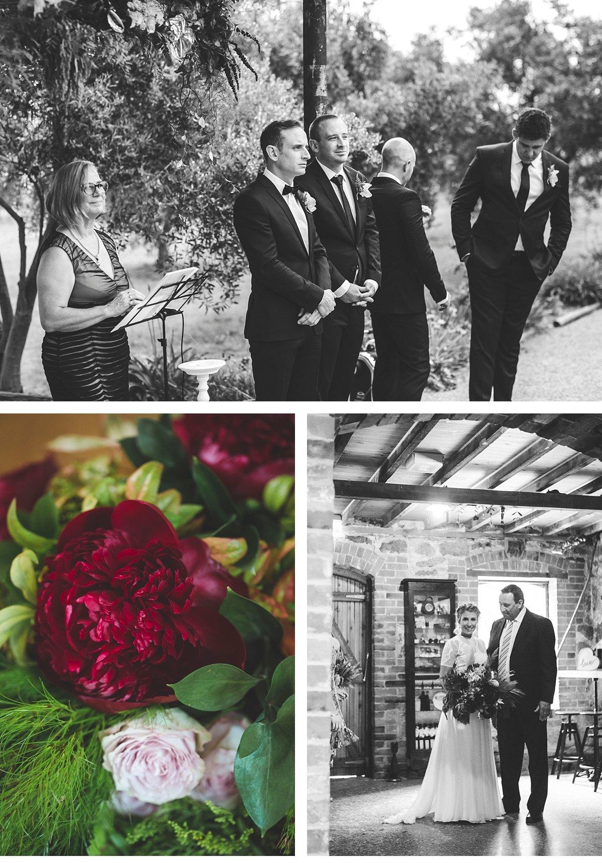 Wagga Wagga Wedding Photographer at Magpies Nest Restaurant Wagga Wagga_0611
