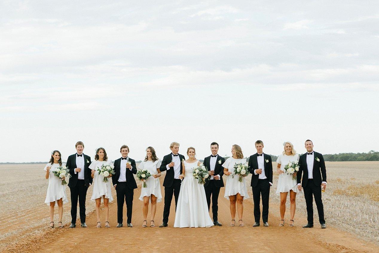 Jerilderie Wedding by Wagga Wagga Wedding Photographer Peppermint Studios_Deniliquin weddings_0103